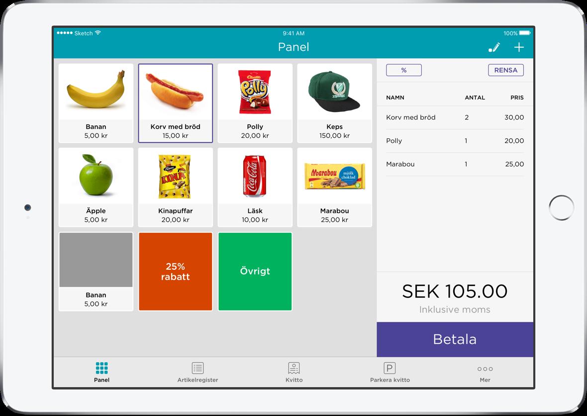 swish app kostnad