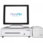 MoreFlo 230 Kassapaket, framifrån