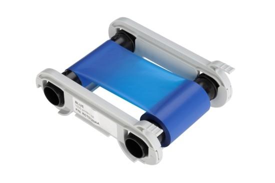 Blått monokromt färgband för Zenius/Primacy, 1000 kort/kassett