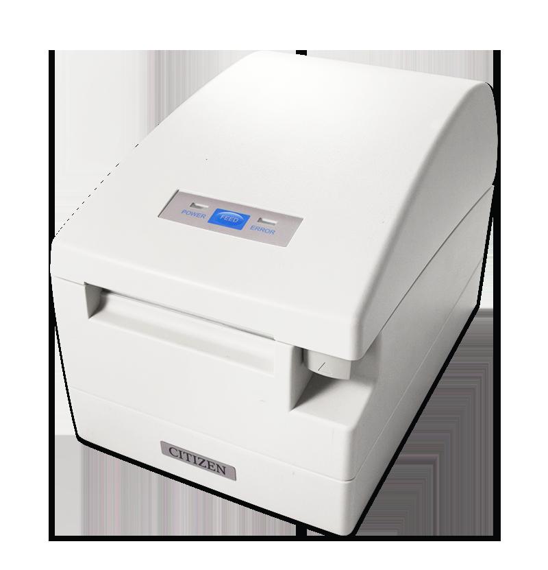 Citizen CT-S2000 - tvåfärgs kvittoskrivare med USB