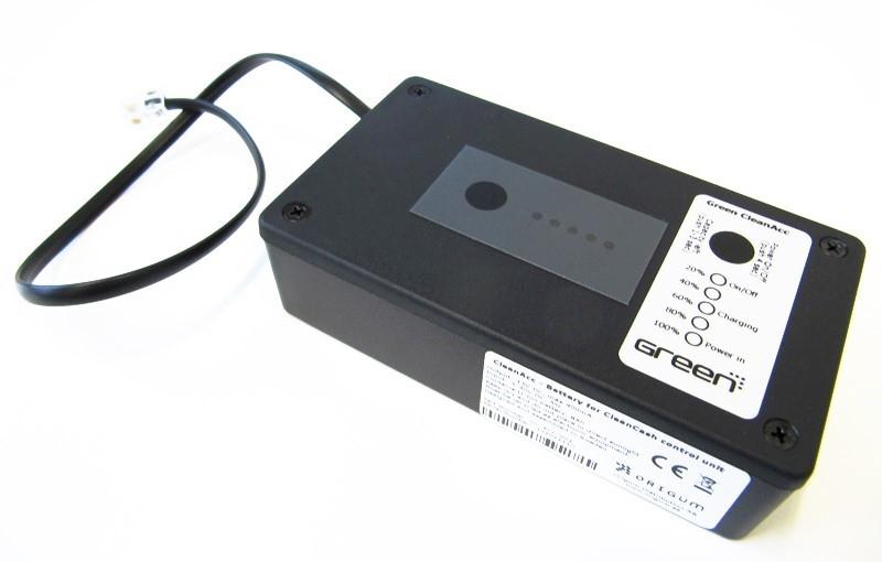 CleanAcc, Batterienhet för CleanCash Typ A/C