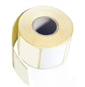Direkttermoetikett Thermal Eco Paper, 102 x 51 mm, d110 mm