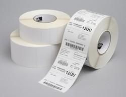 Etikett, termotransfer, Z-Select 2000T, 57 x 19 mm, d 127 mm