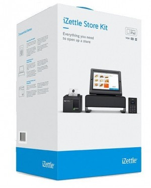 iZettle Store Kit Royal