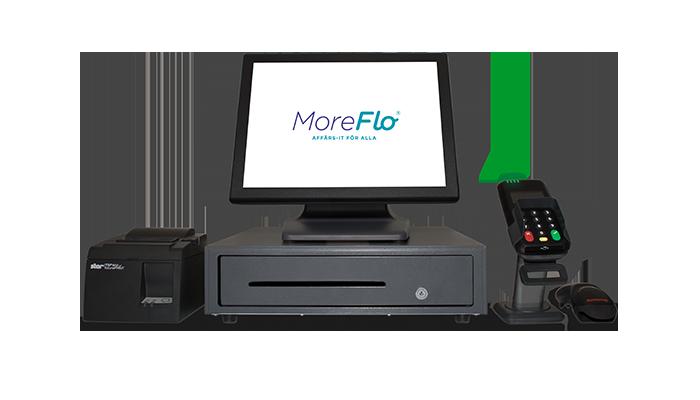 Kassasystem MoreFlo 220