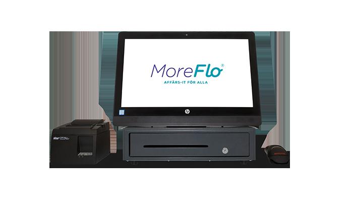 Kassasystem MoreFlo 230