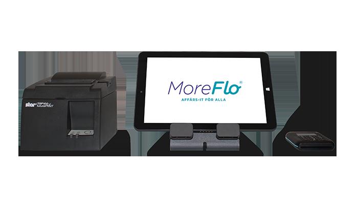 Kassasystem MoreFlo 210