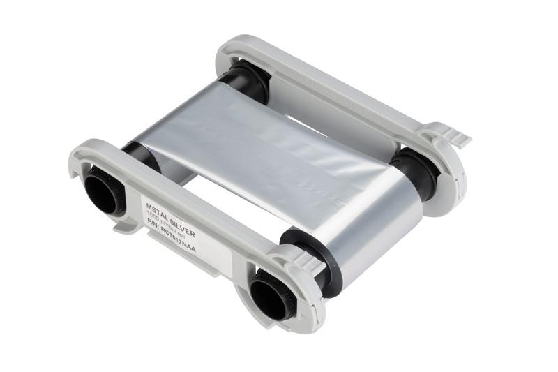 Silver färgband för Zenius/Primacy, 1000 kort/kassett