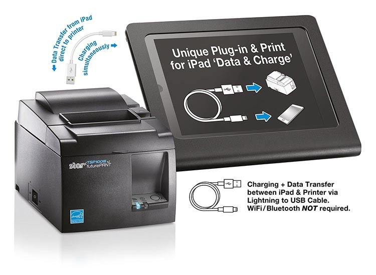 Star TSP143III USB - kvittoskrivare med USB
