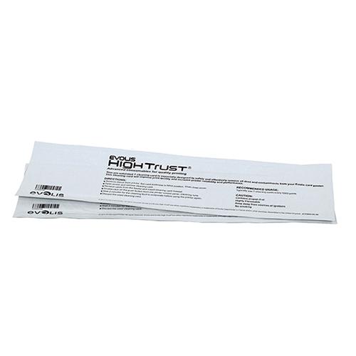 T-format rengöringskort, Badgy, 10 st