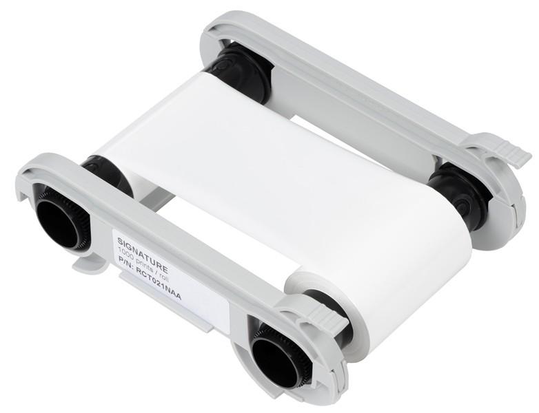 Vitt signaturband för Zenius/Primacy, 1000 kort/kassett