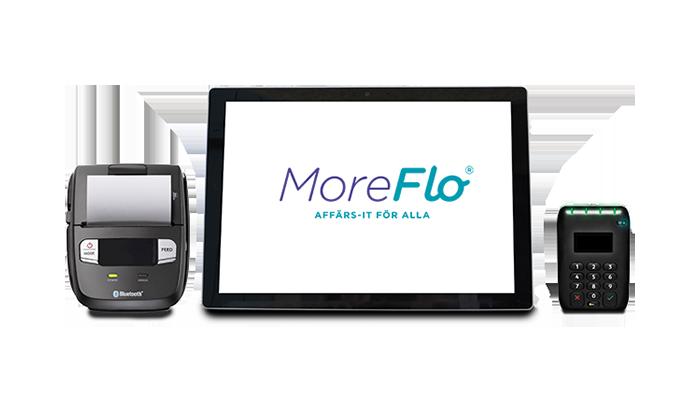 Kassapaket MoreFlo 211